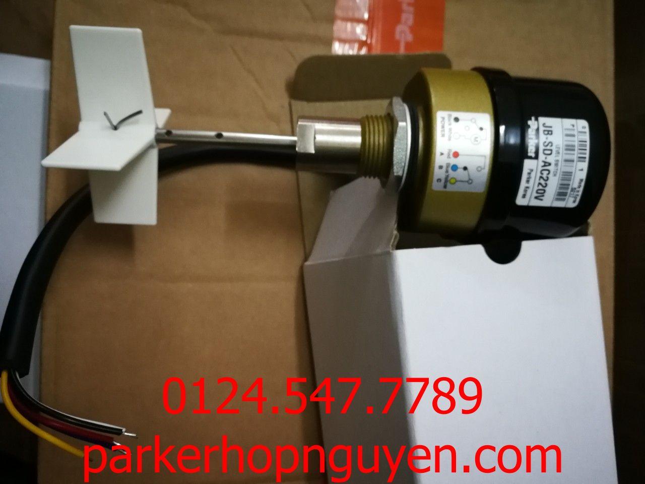 bộ cảm biến báo mức JB-SD-AC220