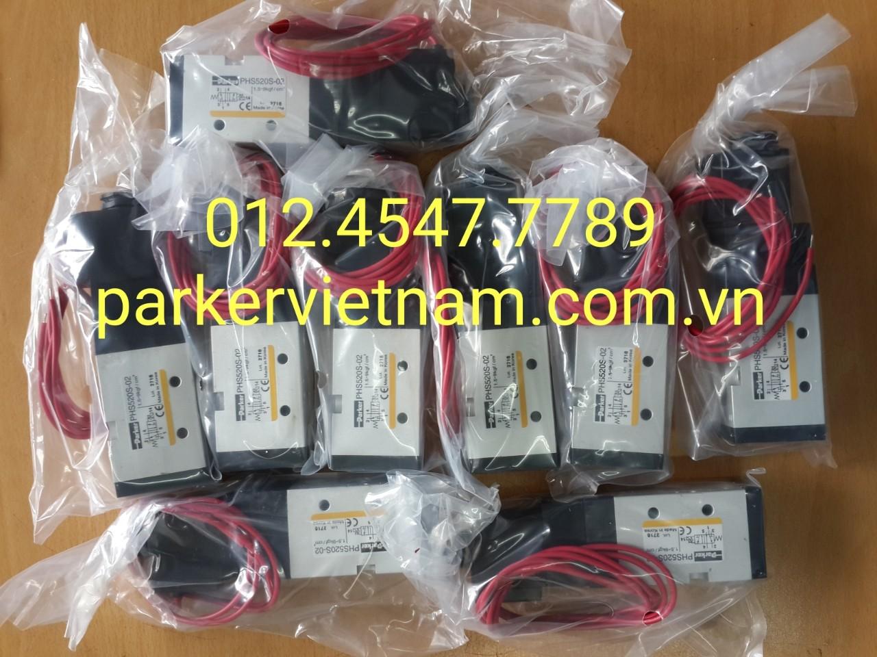 van điện từ PHS520S|520D |520C