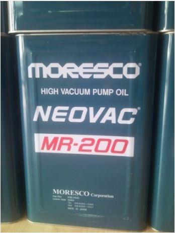 Dầu bơm chân không Neovac Moresco MR-200