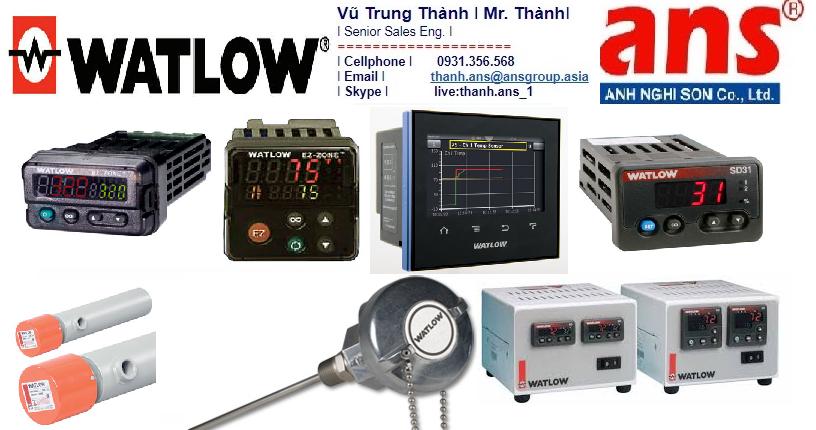 Bộ điều khiển Watlow Vietnam