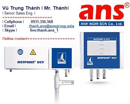 Bộ đo hơi dầu METPOINT-OCV Bekomat Vietnam