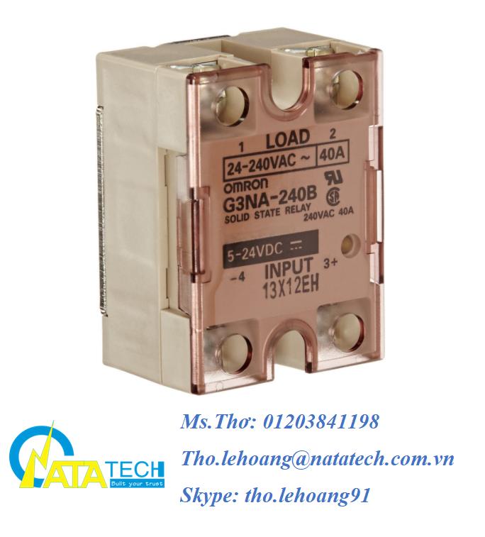 Rờ le bán dẫn G3NA-240B giá tốt - Công Ty TNHH Natatech