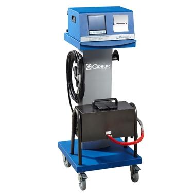 Máy phân tích khí xả động cơ Diesel Capelec CAP3200-O