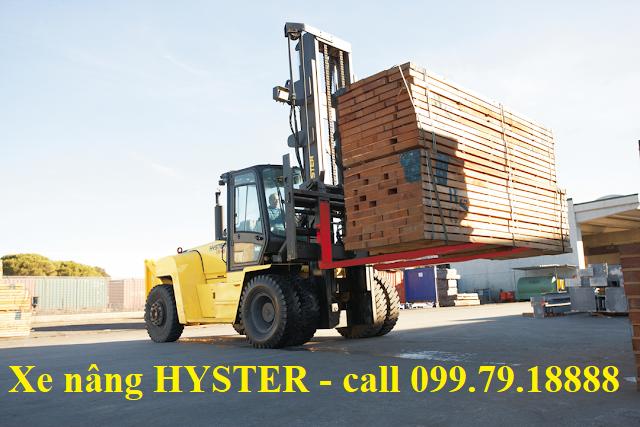Xe nâng HYSTER diesel 4.0 - 5.5 tấn Hyster