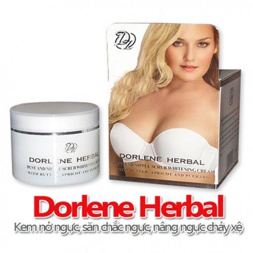 Kem nở ngực Dorlene Herbal Thailand