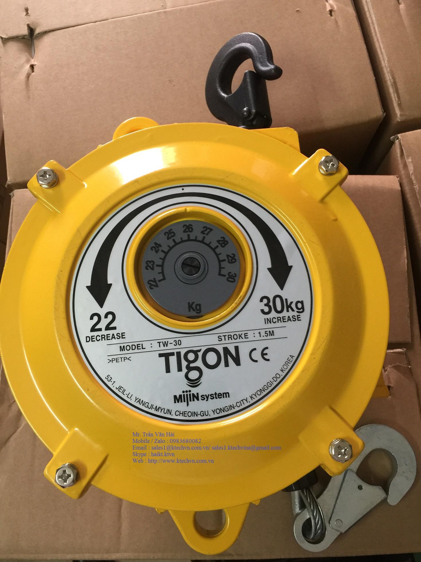 Pa lăng cân bằng Tigon TW30
