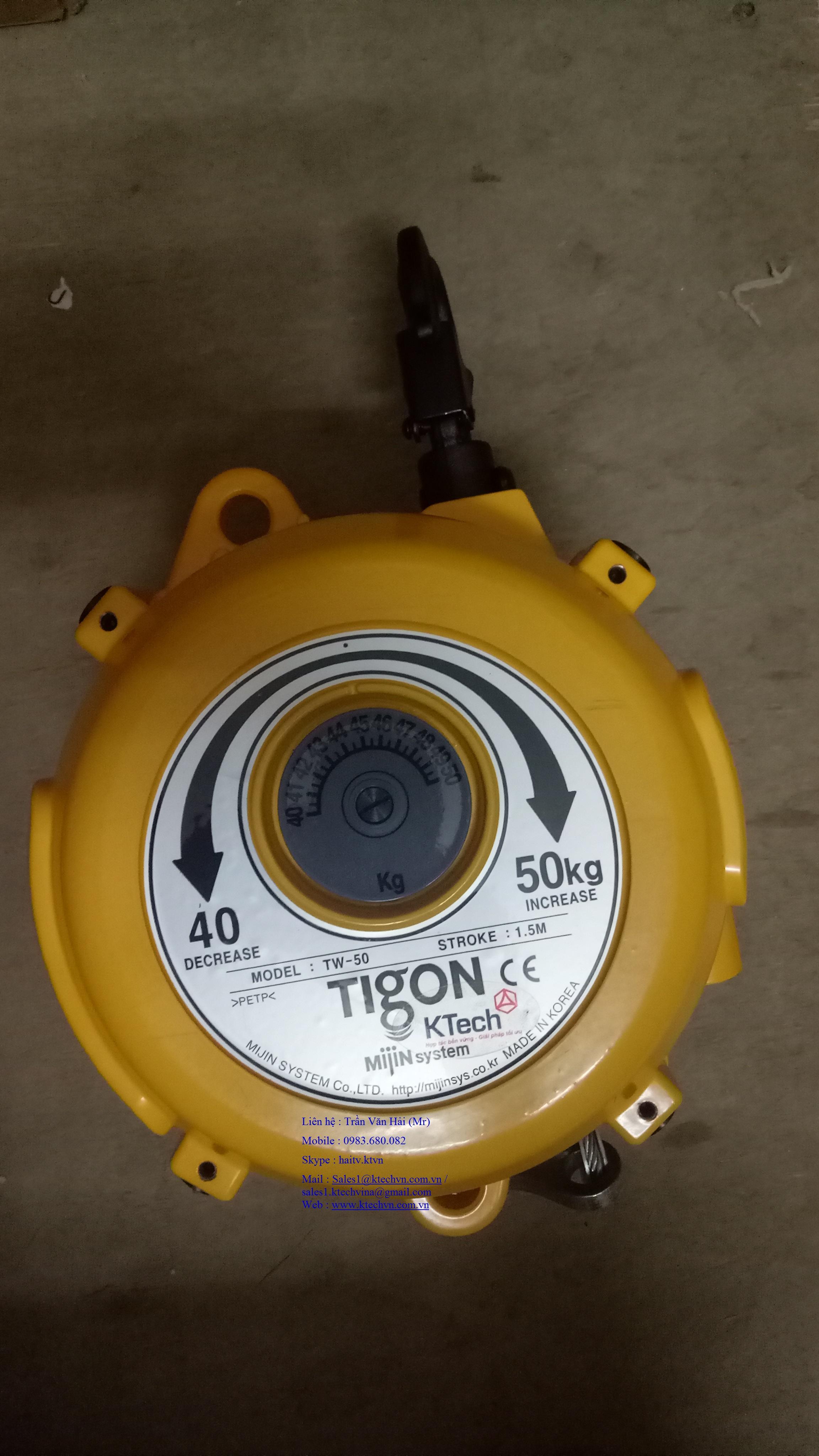 Pa lăng cân bằng Tigon TW-50