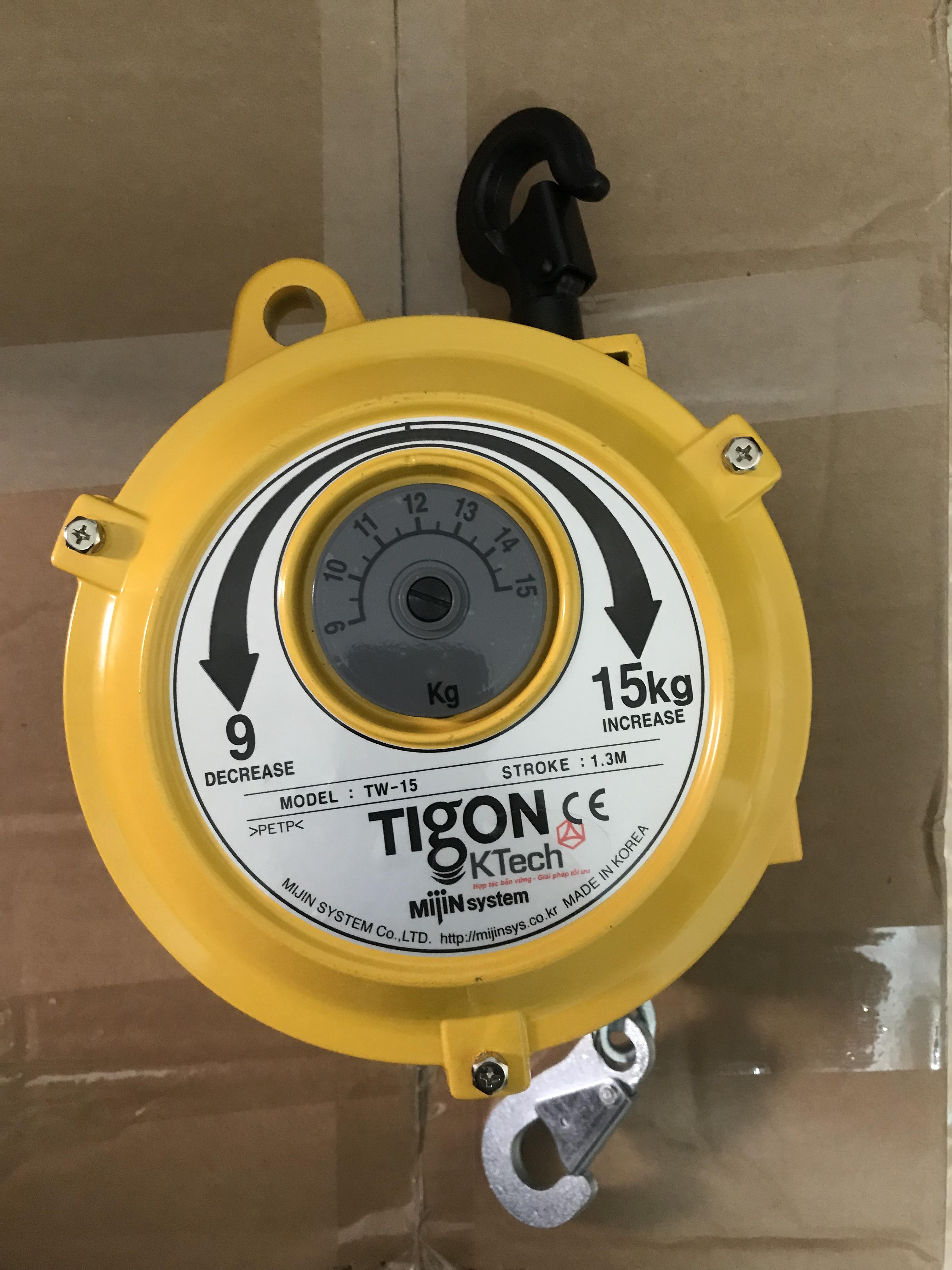 Pa lăng cân bằng Tigon TW15
