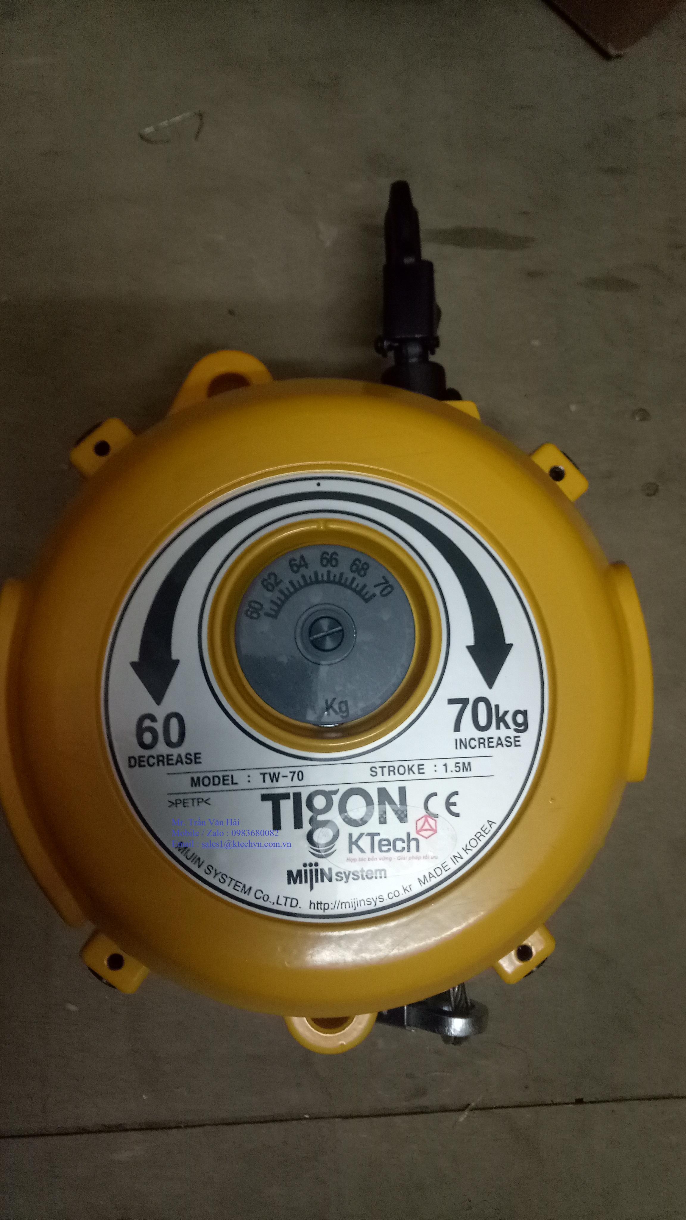Pa lăng cân bằng Tigon TW70