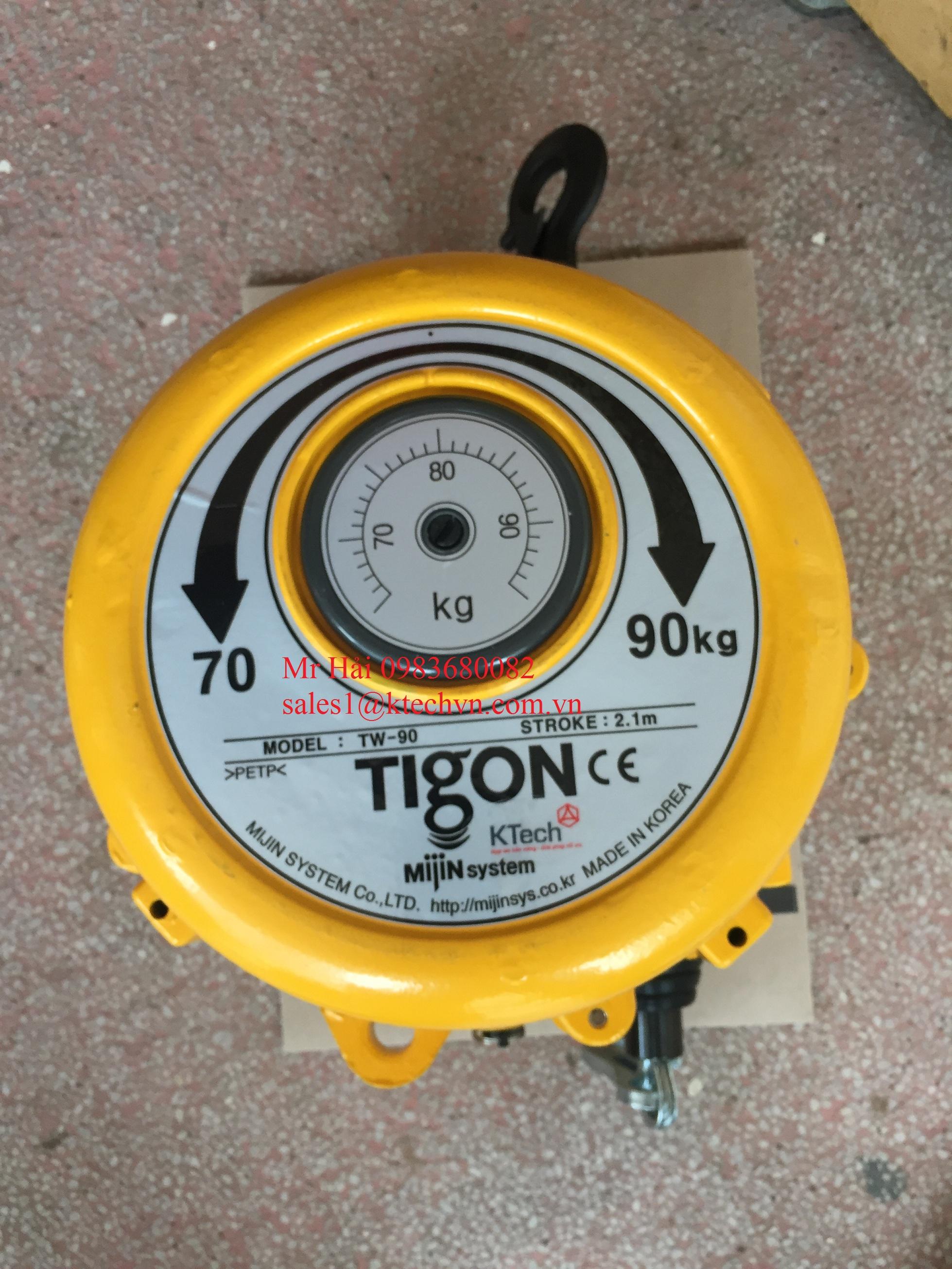 Pa lăng cân bằng Tigon TW90