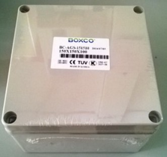 Hộp chống thấm IP66 BOXCO BC-AGS-141709, KT: 140x170x95