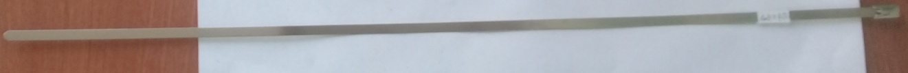 SS cable tie 4.6x400