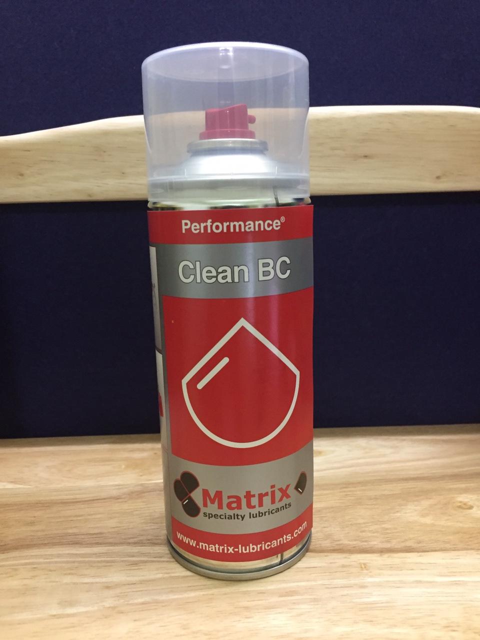 Bình xịt làm sạch Performance Clean BC