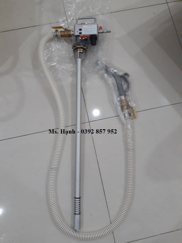 Bơm dầu thùng phuy khí nén APD-20 Aquasystem