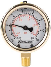 Đồng hồ áp lực OPG