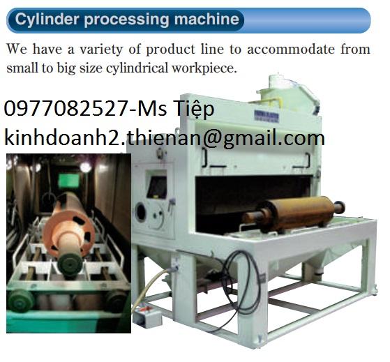 Máy đánh bóng Fuji- Cylinder precessing machine