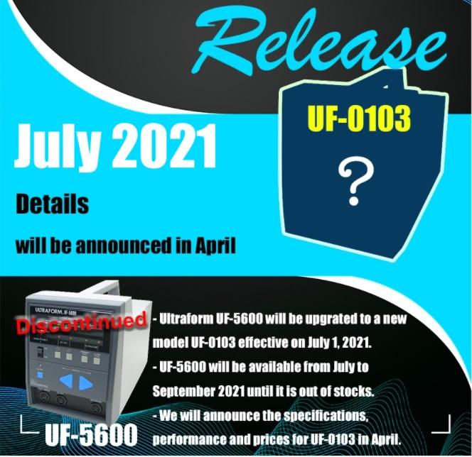 Máy đánh bóng siêu âm UF-0103