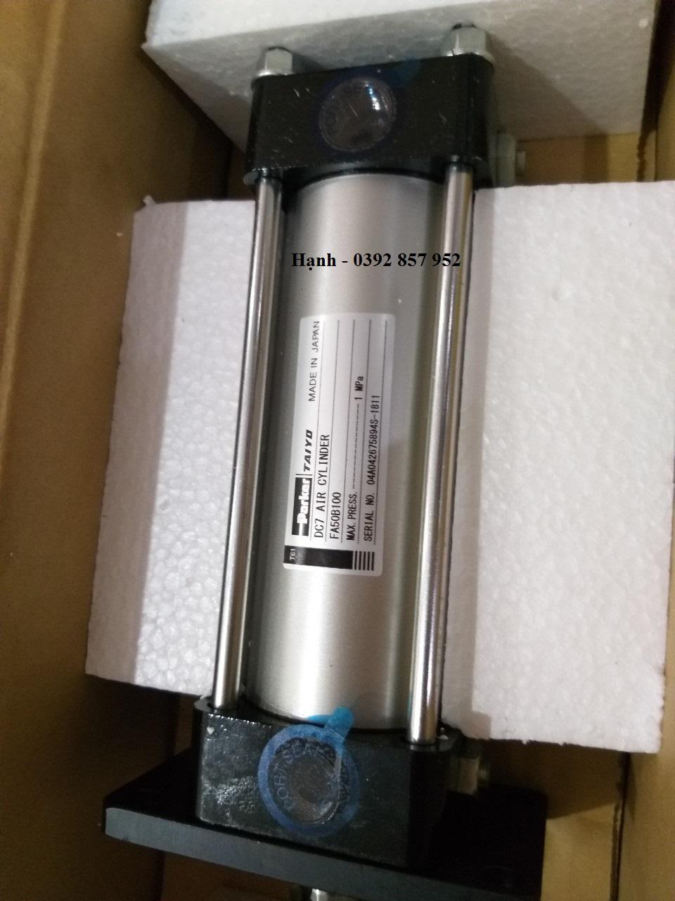 Xi lanh khí nén thông dụng DC7 Series / xy lanh khí nén Taiyo