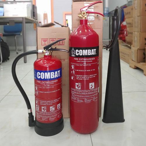 Bình chữa cháy ABC 4kg C-4ASE- Combat- Singapore