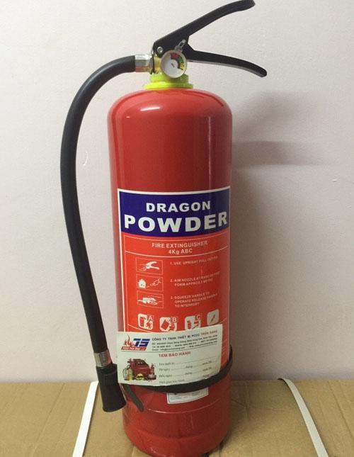 Bình chữa cháy Dragon Powder MFZL4