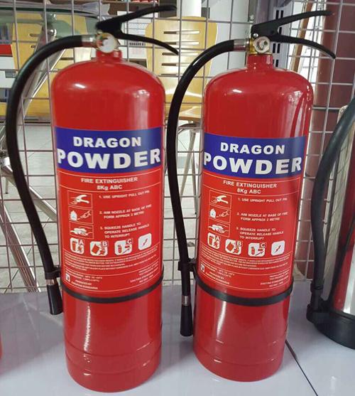 Bình chữa cháy Dragon Powder MFZL8