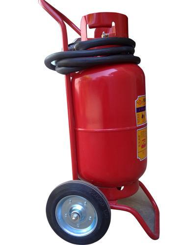 Bình chữa cháy xe đẩy bột ABC MFZTL35 35kg