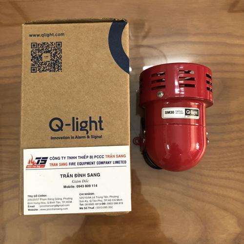 Còi báo đông Q-LIGHT SM30