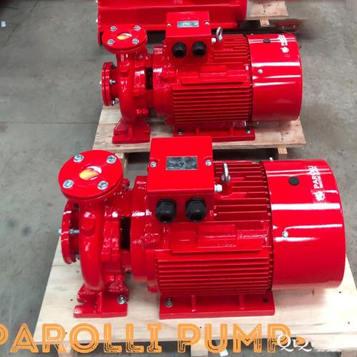 Máy bơm chữa cháy điện PAROLLI PS 150-250/1600 (trục rời)