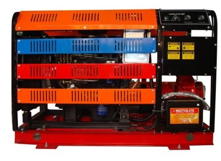 Máy bơm chữa cháy Diesel CA50-250 NA         Công suất: 30Kw/40Hp