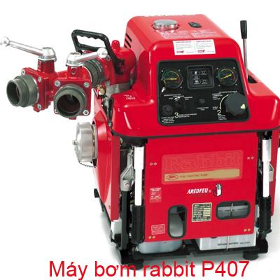 Máy bơm chữa cháy Rabbit P407