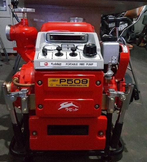 Máy bơm chữa cháy Rabbit P509