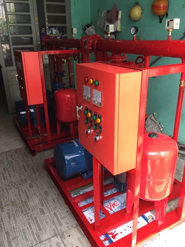 Máy bơm Điện 20HP Pentax CM50-200A