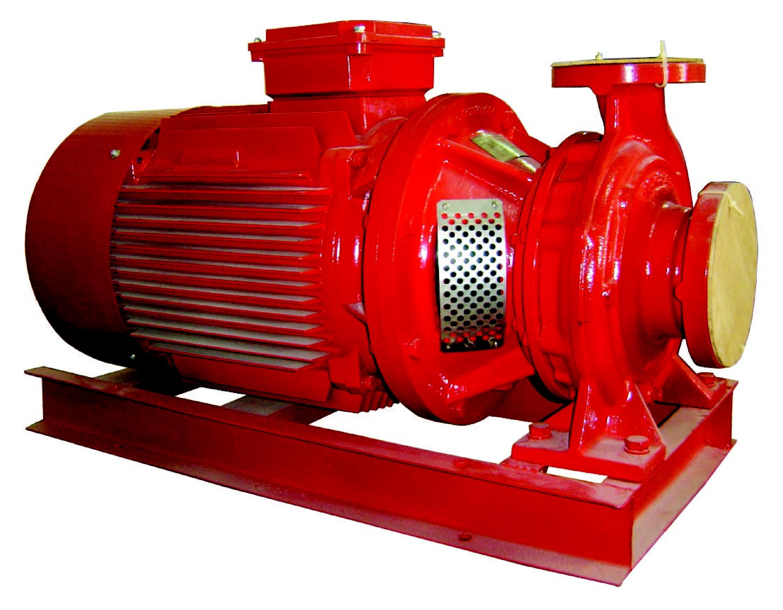 Máy bơm điện chữa cháy CA50-250NA/EC 40HP