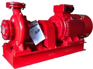 Máy bơm điện chữa cháy Canatech CA125/100EB       100Hp