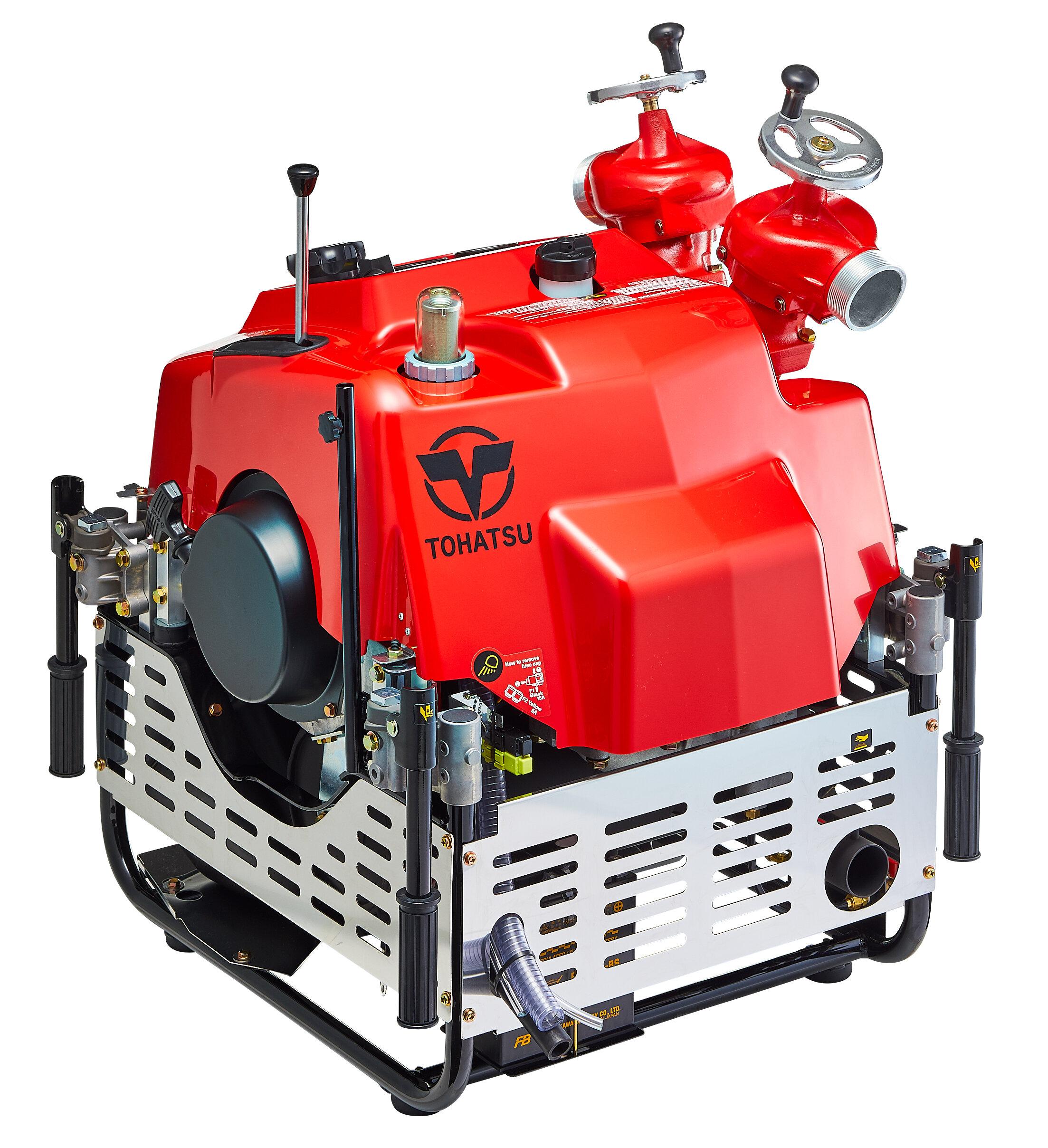 Máy bơm Xăng Tohatsu VE1000, nhập khẩu- Japan