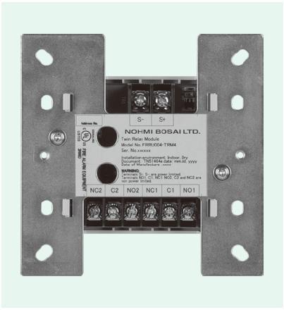 Module lối ra điều khiển (tiếp điểm khô)FRRU004-TRM4