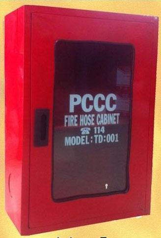 Tủ đựng bình chữa cháy 450x650x220