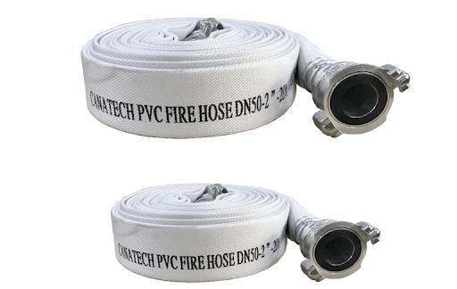 Vòi chữa cháy PVC Canatech Tybe 2 CA11-65PVC16-20m