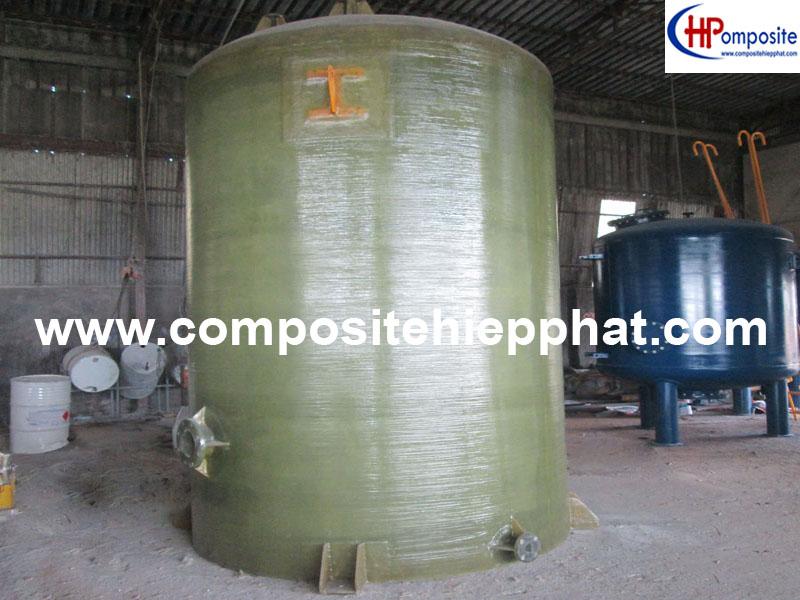 Bồn nhựa FRP chứa nước mắm
