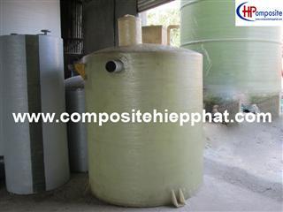 Bồn tự hoại nhựa composite