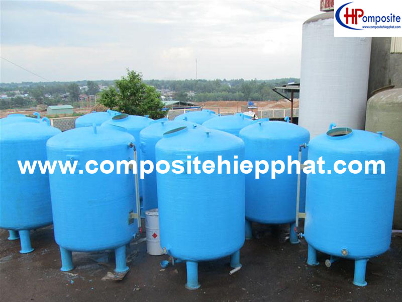 Bồn ủ nước mắm