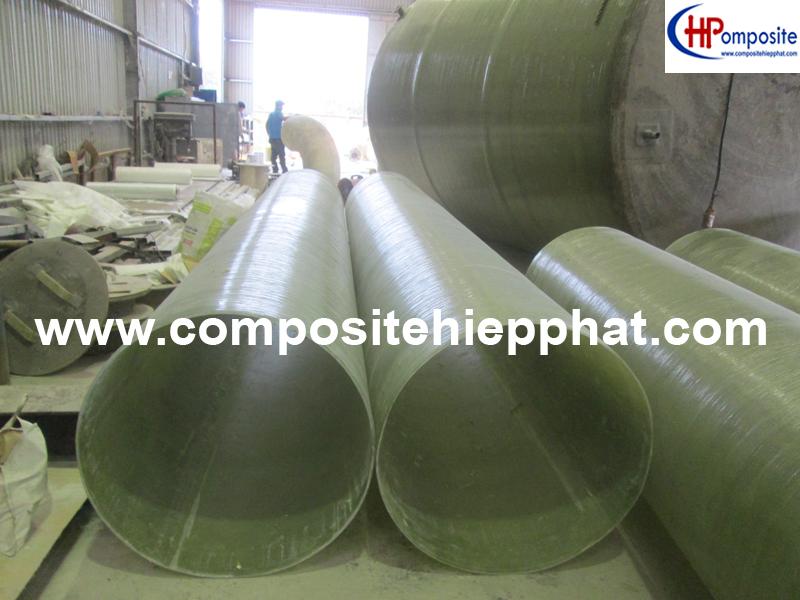 Ống nhựa composite dẫn hoá chất