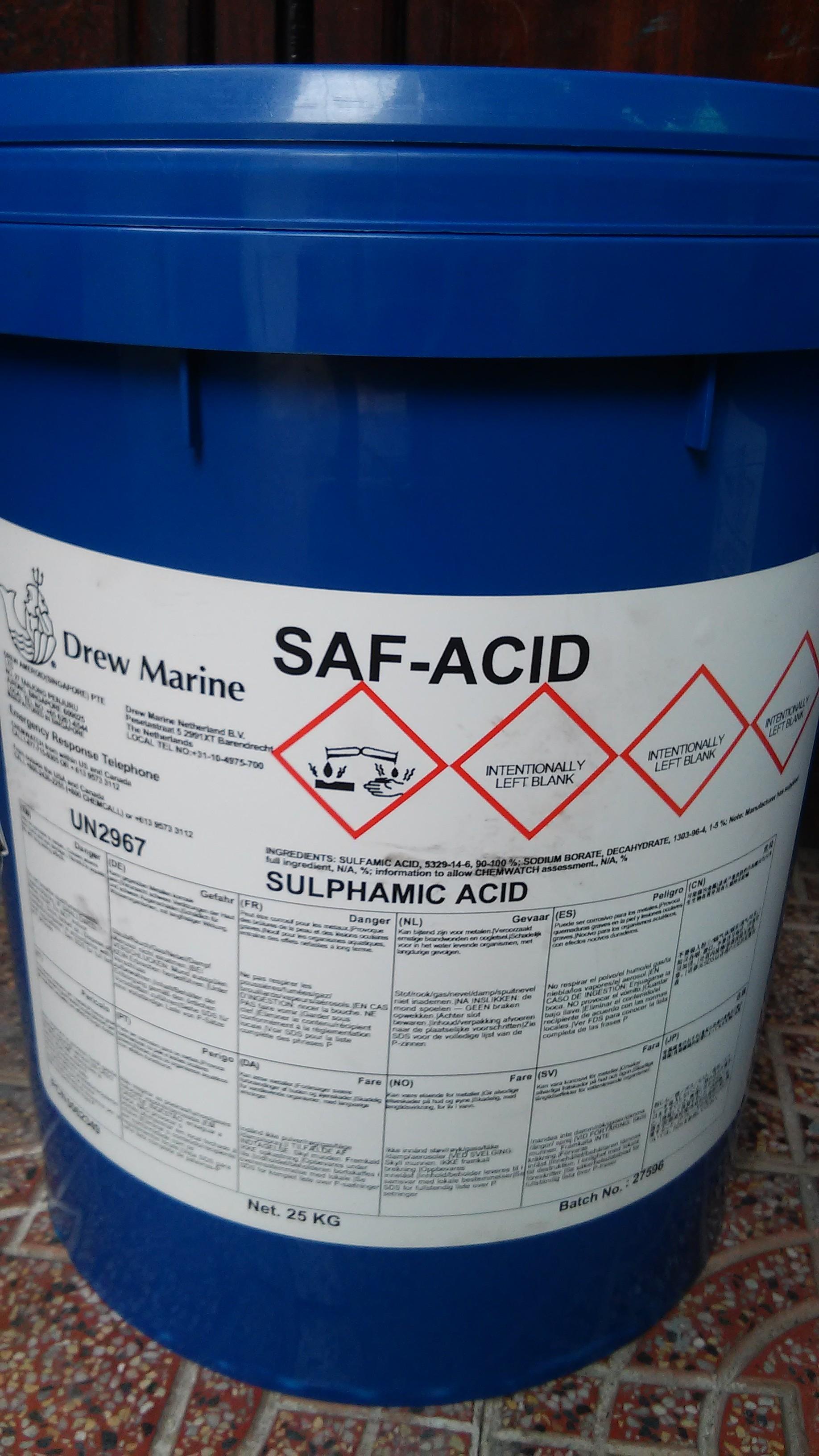SAF-ACID