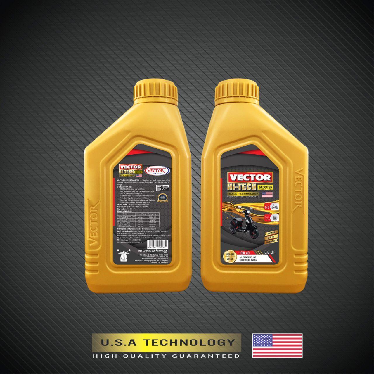 Mô hình phân phối dầu nhớt, săm lốp, phụ tùng