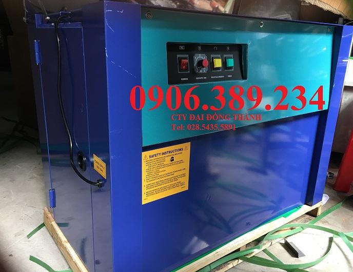 Máy đai niềng thùng bán tự động EX-100 giá rẻ