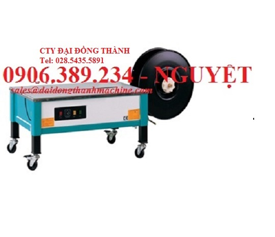 Máy đai niềng thùng EX-103 đai kiện hàng nặng