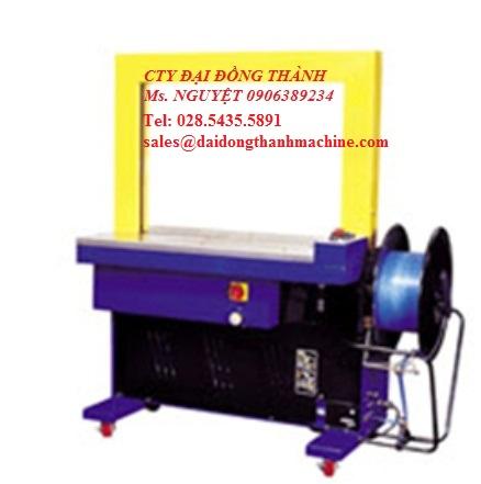 Máy đai niềng thùng tự động DBA-200 Wellpack Đài Loan giá tốt