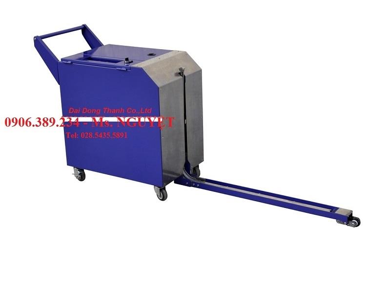 Máy đóng đai pallet bán tự động SP-3N