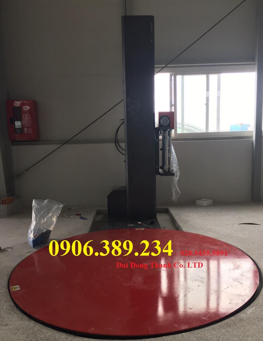 Máy quấn màng pallet WP-55 giá tốt