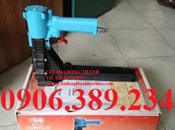 Súng bấm kim thùng caton bằng hơi khí nén, dụng cụ bấm kim 3518